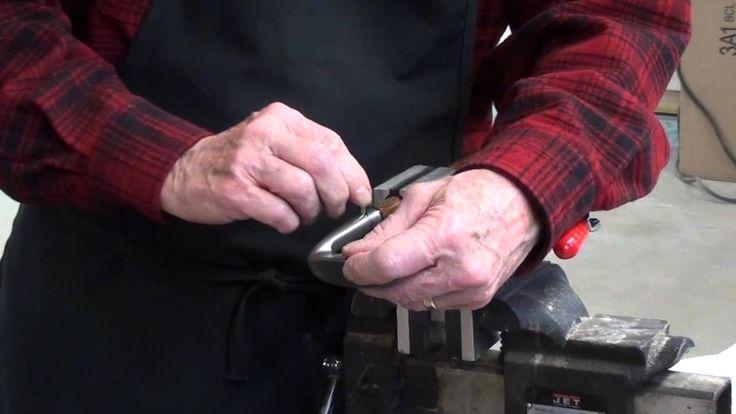 Workshop - Re-pinning of an Iron Head Part #2