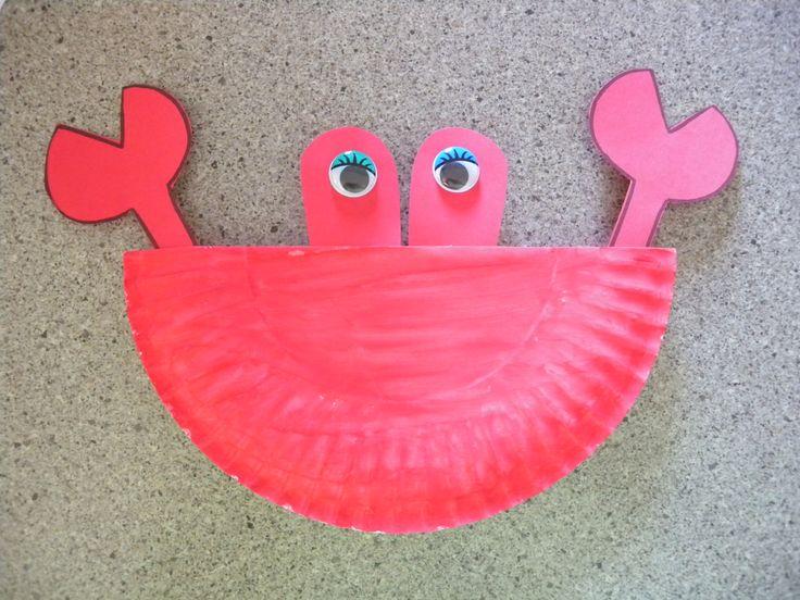 Talerzykowy krab