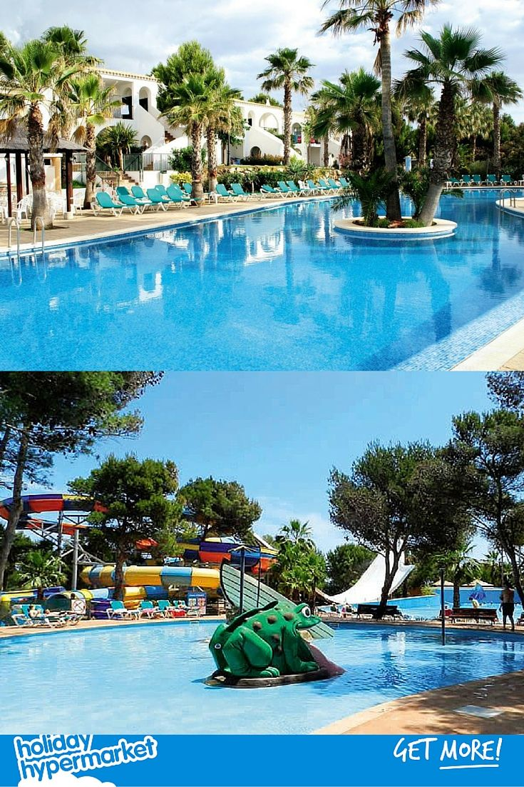 7 nights at this SplashWorld hotel from just £258pp