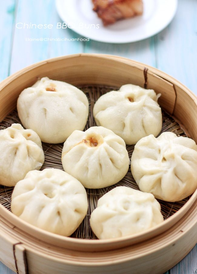 #Chinese BBQ Pork Buns