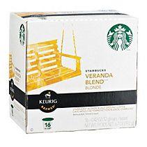 Keurig Starbucks® Veranda Blend K-Cup Pods, 16-pk