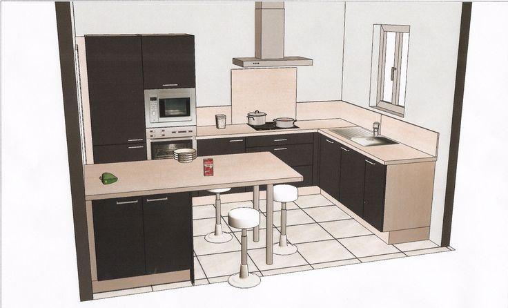 Plans cuisine plan de cuisine pas cher sur cuisine for Voir cuisine equipee