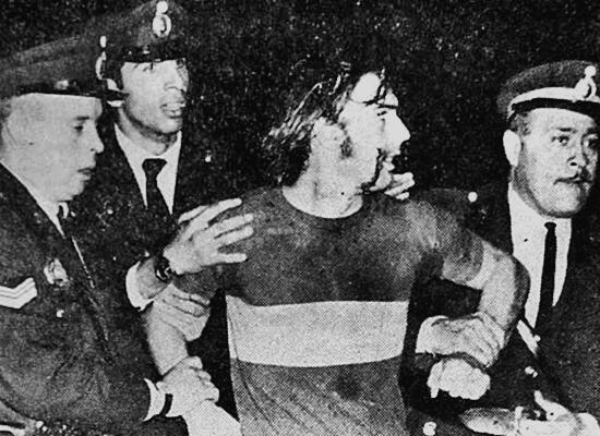 Boca 2 Sporting Cristal 2 Libertadores 1971, 19 jugadores expulsados!
