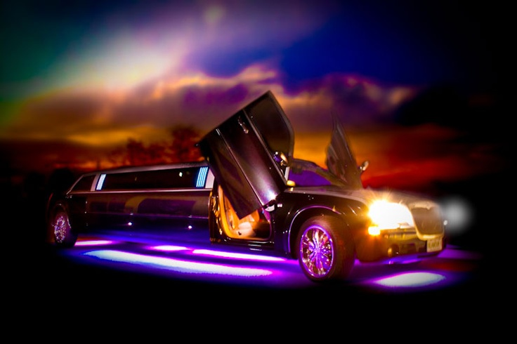 I want to rent a limo for the night and invite my college friends