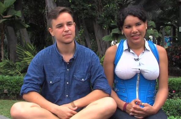 Mujer Transgénero Embarazó A Su Novio