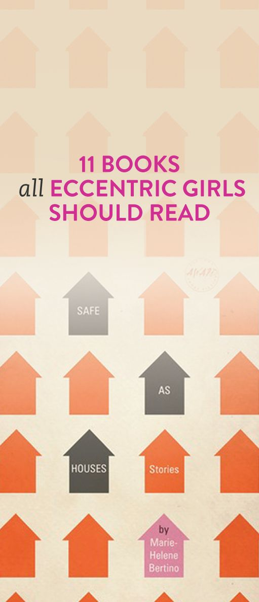 #books for eccentric girls