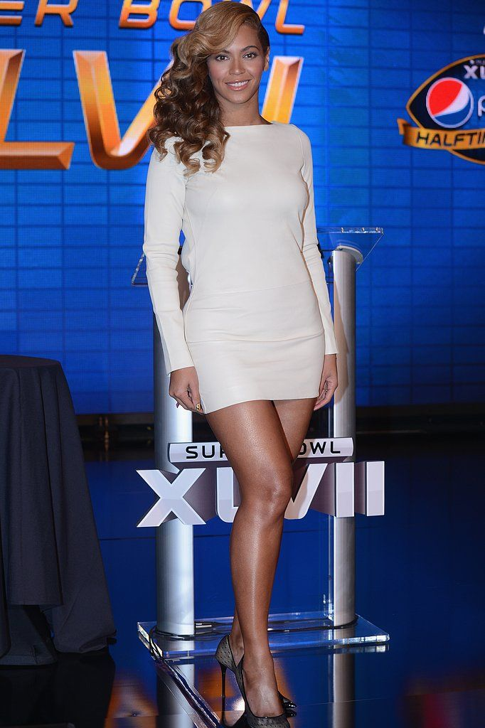 Beyonce Super Bowl Halftime Press Conference (Pictures) Photo 2