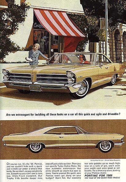 On April 13 1965 The 10 Millionth Pontiac A Catalina