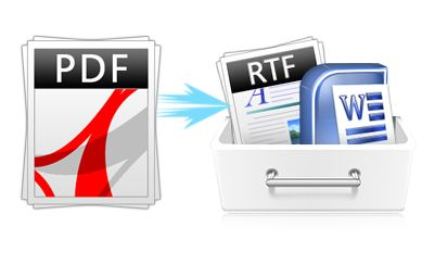 How to perform PDF to Word DOC conversion