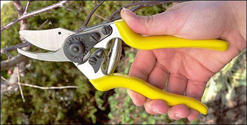 High-Quality Bypass Pruner - Gardening Tools