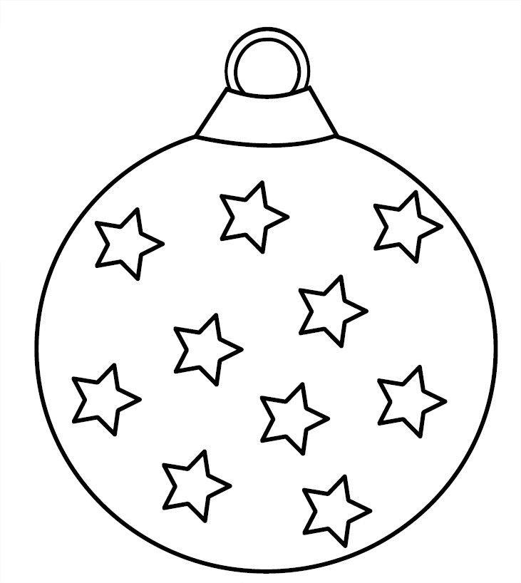 Dessin A Colorier Boule De Noel 20 coloriage Boule De Noel | Coloriage boule de noel, Boule de