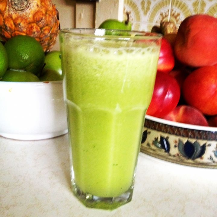 Creamy Green Juice
