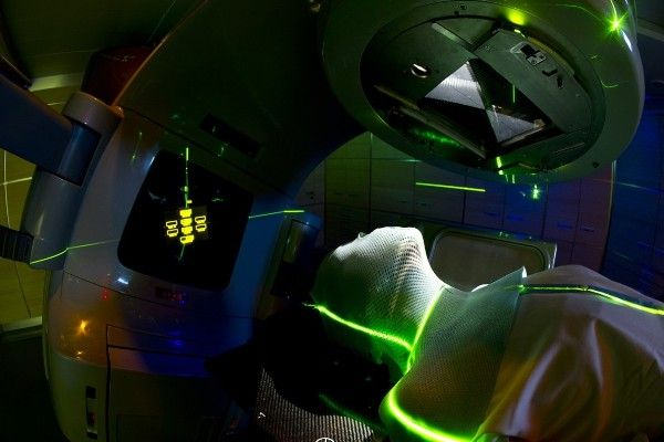Risks of Developing Secondary Cancer from Radiotherapy Treatments