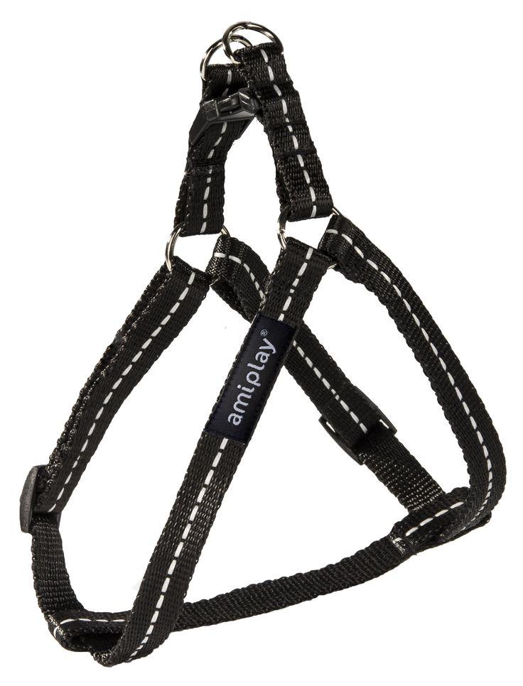 Adjustable harness Reflective Amiplay