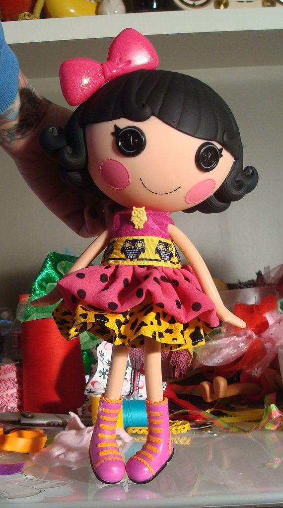 Lalaloopsy Dress