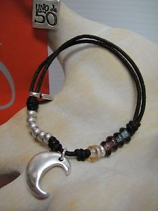 "Uno de 50 Adjustable ""Moon"" bracelet!"