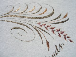 Another Beautiful Pointed Pen Ornament By Jane Farr