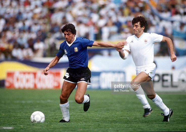 1/8f: Argentina - Uruguay 1:0