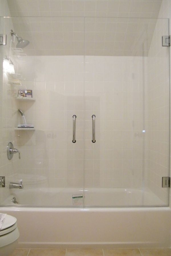 Home Glass Door Hot Tub Bathtub Bathroom Sliding Glass Door