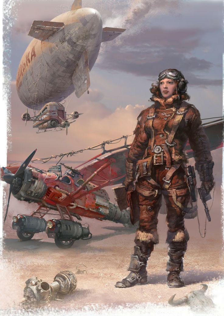 Postapo - Pilot