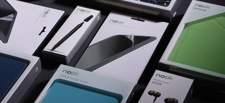 Nook Packaging