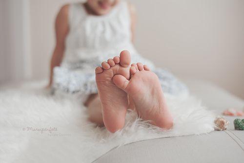 Cute feet, MarcipanFoto