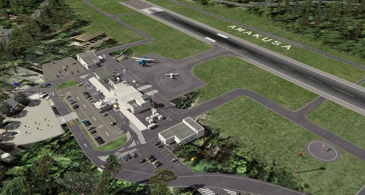 RJDA Amakusa Airport - Scenery Packages (v10, v9, DSF Files) - X-Plane.Org Forum