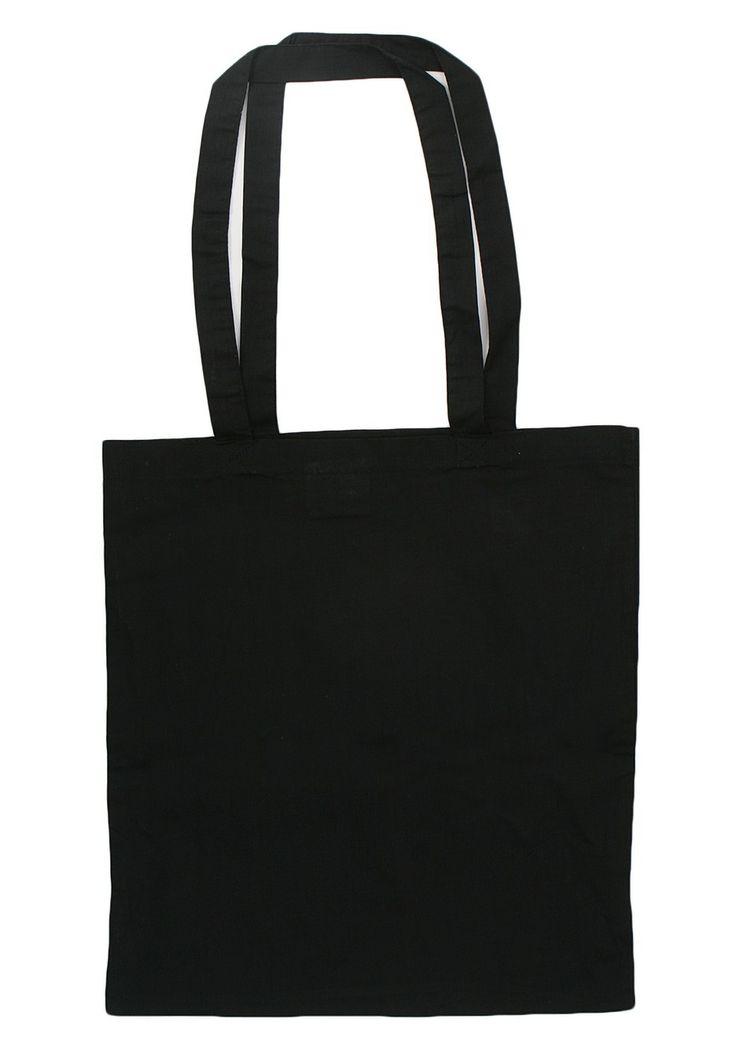 Black Tote Bag Mock Up Blank Packaging Templates