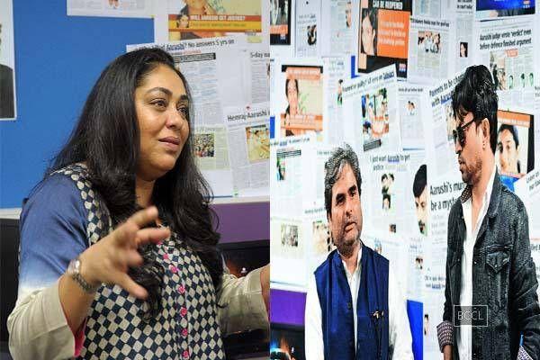Talwar case not black-and-white, says Meghna Gulzar
