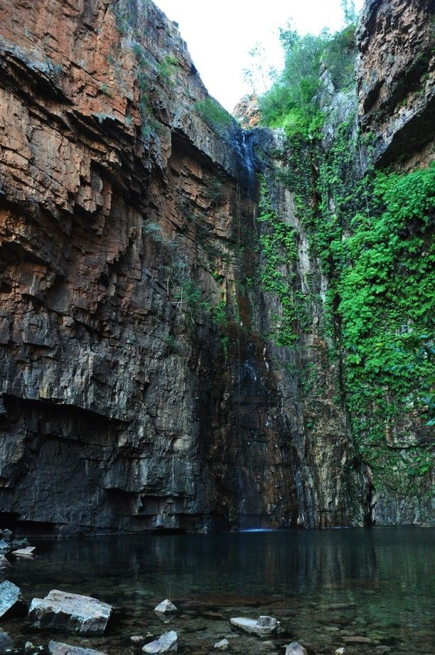 Emma Gorge is part of the El Questro Wilderness Park and is off the GIbb RIver Road. You hike along the base of the gorge on a beautiful...