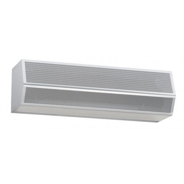Mars N242 1ua Ts 99 014 36 Unheated Air Curtain W Auto Switch Industrial Titanium Silver 115v Industrial Titanium Curtains
