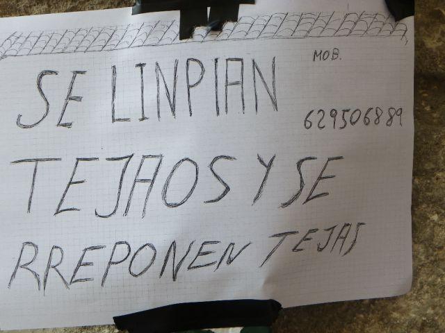 Manolo y Benito del Albaycin SE LINPIAN