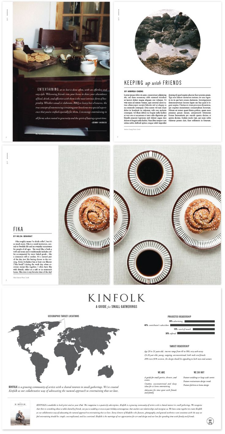 layout for kinfolk magazine - love  Erin Jane - Portfolio - Kinfolk Magazine