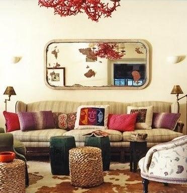 Die besten 25+ Boho chic decoração Ideen auf Pinterest Böhmische - der marokkanische stil 33 orientalische wohnraume mit exotischer note