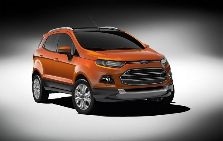 ford small suv 2014