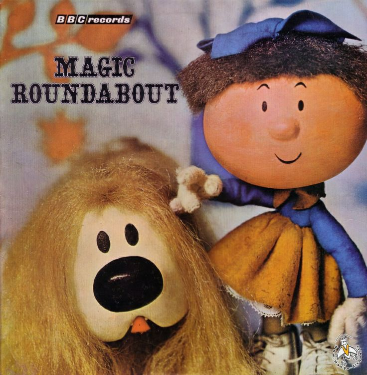 Lovely children's TV program, created by Eric Thompson, Emma's father. I loved this show as a child in the UK; I was given this record in 1975 & have it still. I take it out & play it when I need to remember how to lighten up & play as a parent.