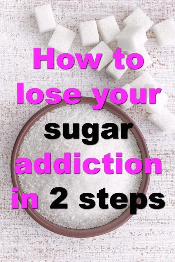 How to stop your sugar addiction
