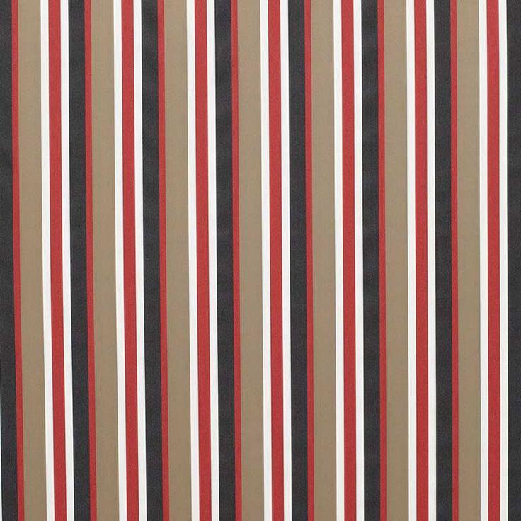 Warwick Fabrics : MINDILL HIBISCUS