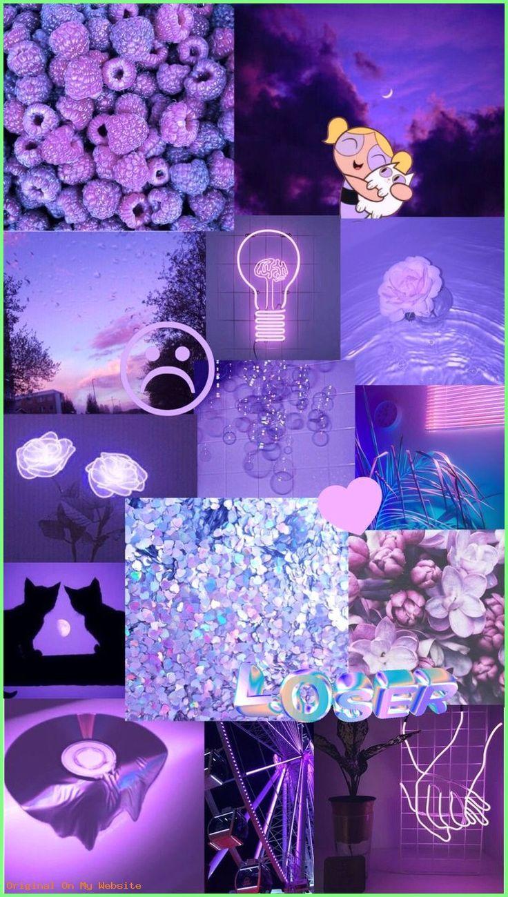 Aesthetic Aesthetic Background Background Backgrounds Purple Wallpaper Wallpaperbackgroundsaesthetic Hintergrund Iphone Lila Tapeten Collage Hintergrund