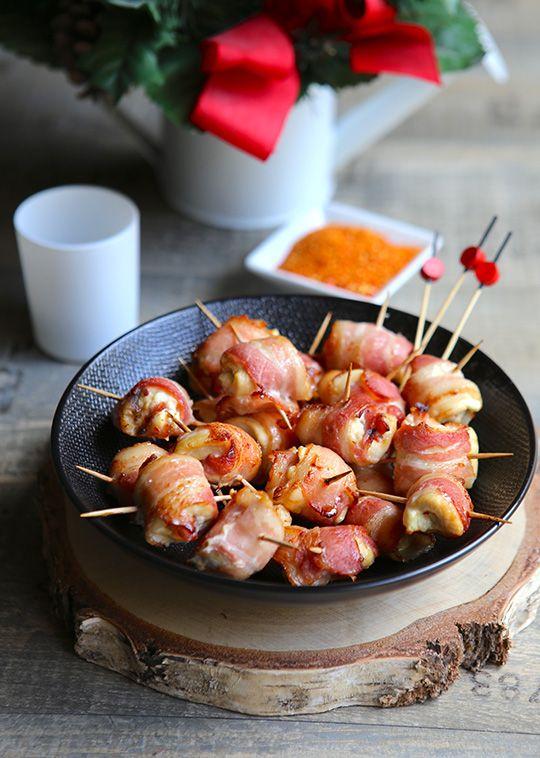 #Bouchées de #poulet #fermier #LabelRouge #StSEVER