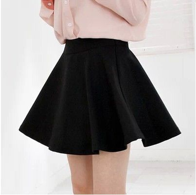 Cheap women dress skirt, Buy Quality skirts spring directly from China skirt women Suppliers:Item:2013 Spring Autumn Candy Color Pleated Short Skirt Elastic High Waist Ball Gown Mini Skirt Length 36CMW