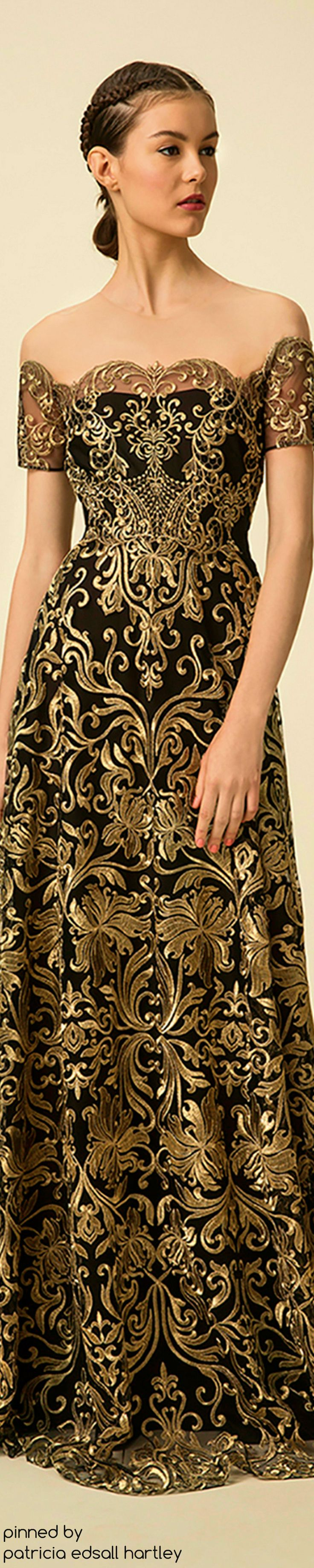 SPRING 2016 READY-TO-WEAR Marchesa Notte