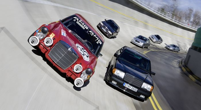 Mercedes-AMG Celebrates 45th Anniversary  racing/,,,,