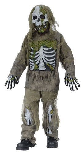 Skeleton Zombie Child Halloween Costume in 2018 Products