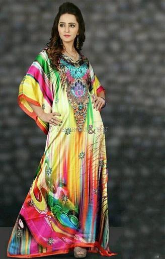 Aesthetic Multicolor Digital Print Satin Silk Designer Kaftan Online    #Kaftan #Kaftans #Caftan #Caftans #DesignersAndYou #BestCaftan #CaftanOnline #KaftanOnline #KaftanPrices #CheapKaftans #CheapCaftansOnline #CaftansPrice #BeautifulCaftan #BeautifulKaftan #LawPriceKaftan #BestPriceKaftan