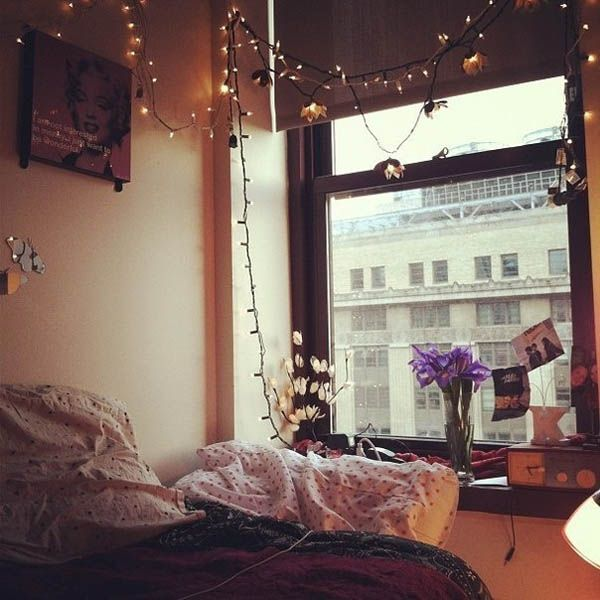 Bedroom String Lights Blue And Green Bedroom Themes Bedroom Sitting Chairs Bedroom Interior Small: Best 25+ Christmas Lights Bedroom Ideas On Pinterest