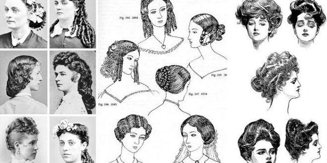 Wwv Hairstylestrends Me Viktorianische Frisuren Frisuren Haar Styling