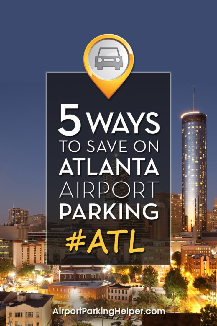 Amazing Atlanta airport parking hacks for saving money. Click to read tips, compare rates and quickly book online. AirportParkingHelper.com offers a number of ways to find cheap ATL airport parking rates, airport parking coupons and deals - perfect if you're planning a honeymoon, wedding, cruise, Disney vacation or other budget travel.