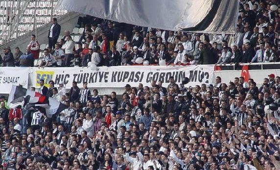 Sen hic Türkiye kupası gördün mü? (fenerbahce)(carsi)(beşiktaş)