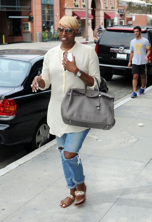 nene leakes (casual look)
